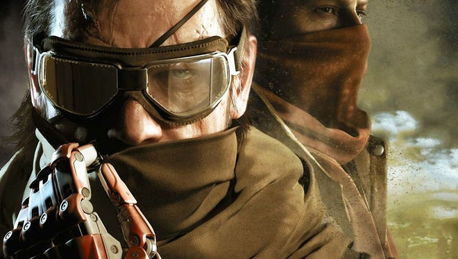 """Be a Big Boss in """"Metal Gear Solid V: The Phantom Pain."""""""