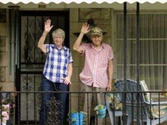 Anniversaries: Claude Brown & Shirley Brown