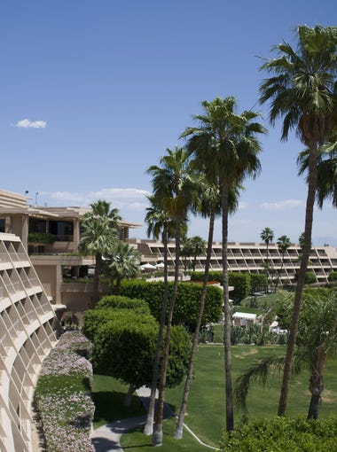 The Phoenician Resort continues to be a fan favorite and has won many awards including some azcentral's Best Reader's Choice Awards.