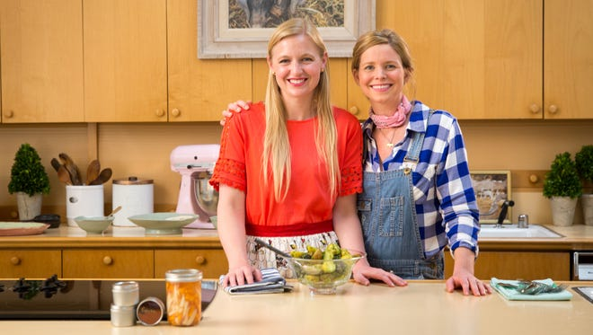 """The Farmer and the Foodie"" airs on KET and features Lindsey McClave and Maggie Keith."