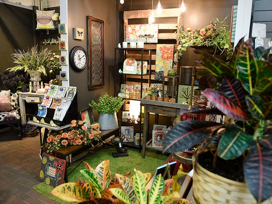 St. Cloud Floral has flowers and gifts shown Thursday, July 21, 2016, in St. Cloud.