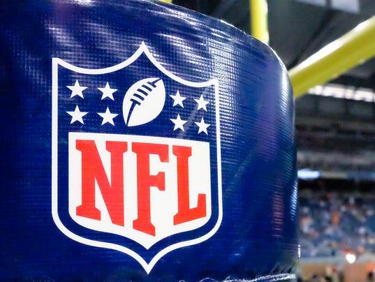 NFL logo, NFL shield