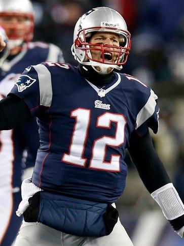 Patriots QB Tom Brady is seeking an 11-0 start Sunday