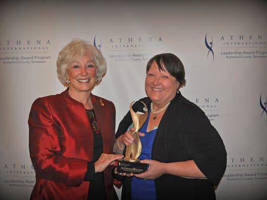 ATHENA International Leadership Award Program Rutherford County,