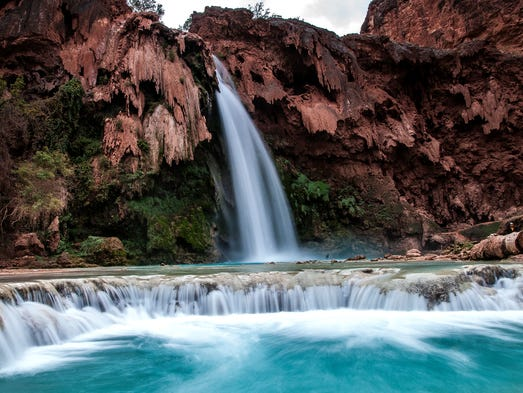 It S Nearly Impossible To Get A Permit For The Havasupai