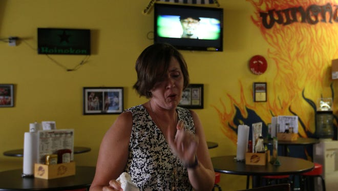 You could ask Anne what caused this reaction or find out in next week's Taste edition.