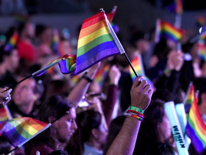 June is Pride Month, and celebrities across the nation