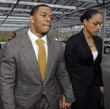 Ray Rice was released by the Ravens last week and suspended indefinitely by the NFL.