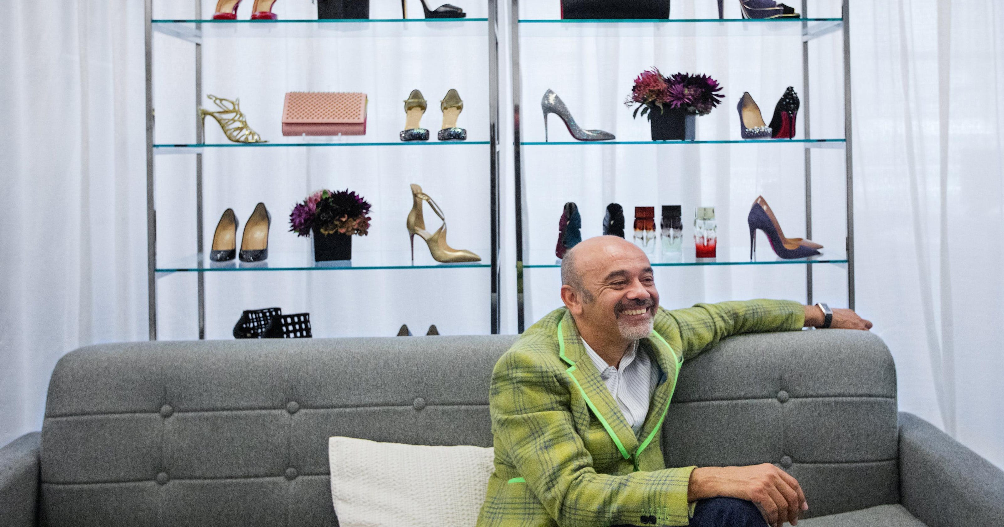 26ba66d91f17 For Christian Louboutin