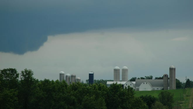Farmers know that Wisconsin's weather can quickly turn severe during May, June and July.
