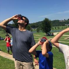 Solar Eclipse 2017: From Clarksville to Darksville, thousands see eclipse