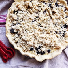 It's blackberry time, and here's the perfect pie recipe