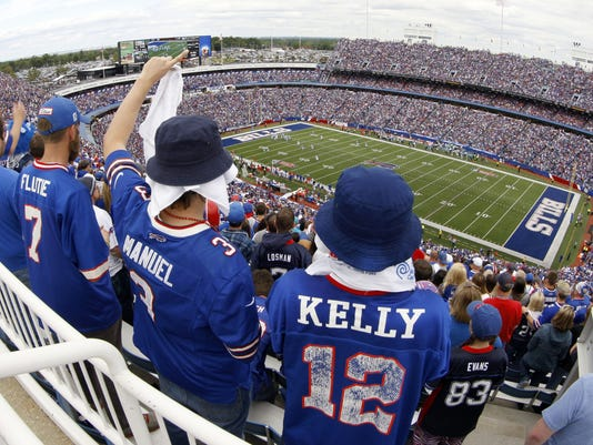 eba08e3c6 Bills season tickets sales second most in history