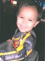 2-year-old Carlos Cortez was taken Thursday night from the 31-500 block of Whispering Palms in Cathedral City. Police said the boy and his 1-year-old brother, Jayden, were found safe inside the stolen vehicle in Desert Hot Springs early Friday.
