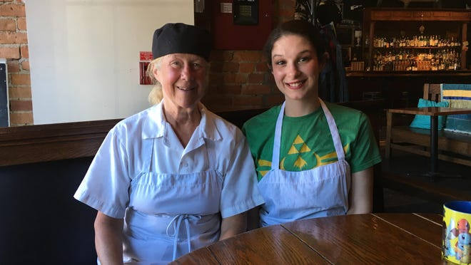Julie Jordan and head chef Meredith Rogers have taken a new approach to the menu at the Rongovian Embassy in Trumansburg.