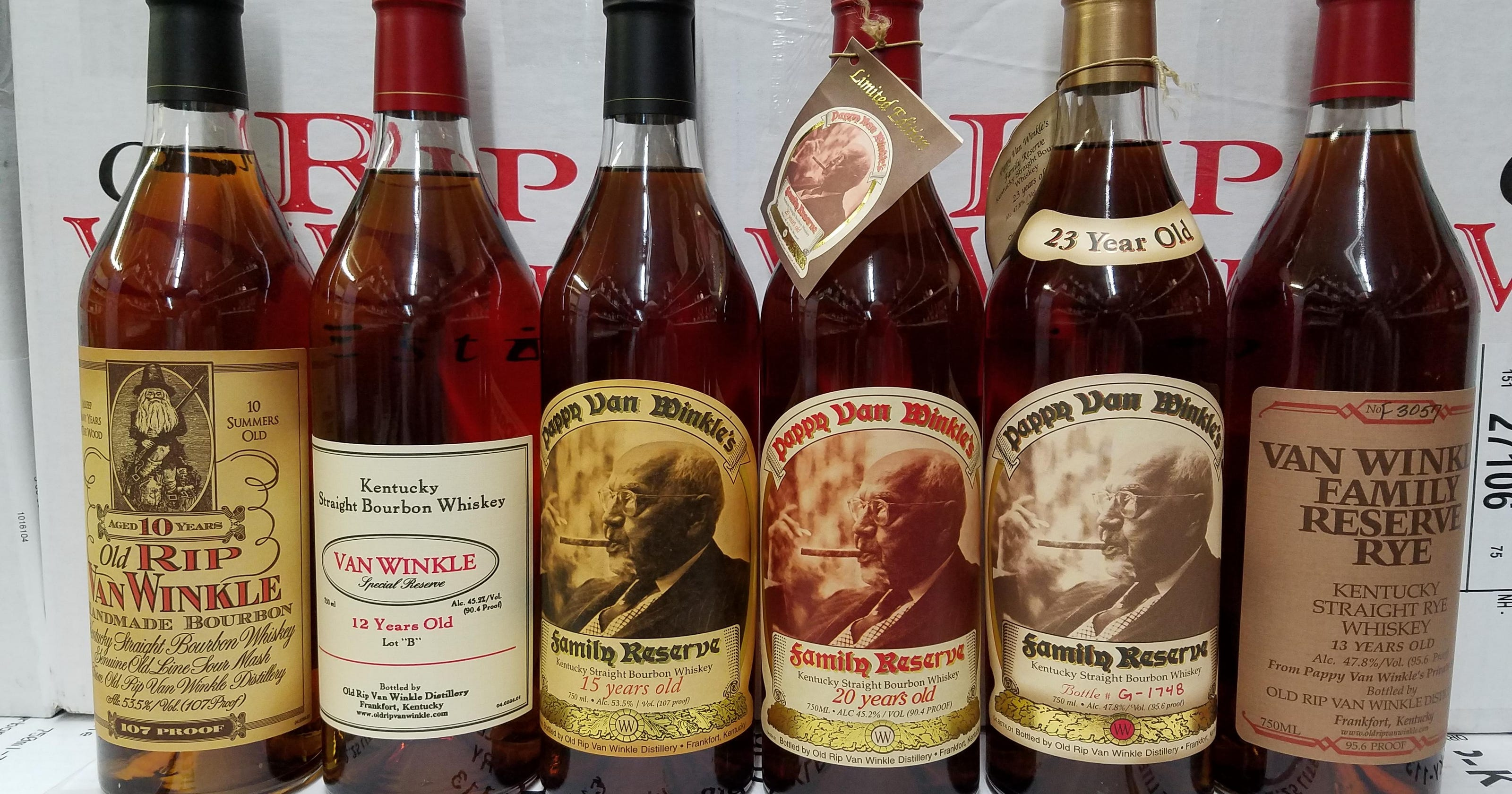 b2650af1fad The pursuit of Pappy Van Winkle  Is the crave-worthy bourbon worth it