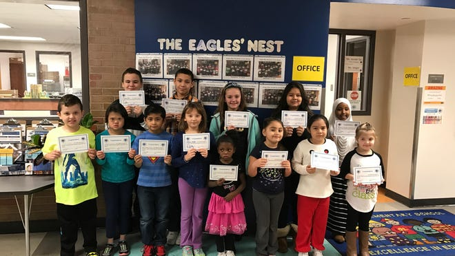"McKinley Elementary is proud to share its most recent Eagle Way Students of the Week. These students were chosen by their classroom teachers for consistently demonstrating the ""McKinley Eagle Way"" of being respectful, responsible and safe."