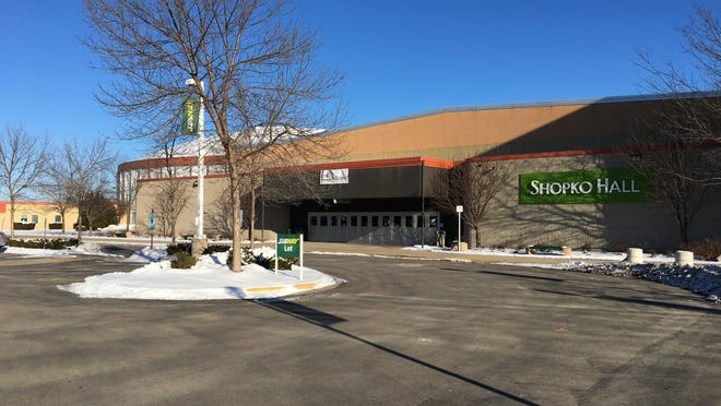 Shopko Hall in the Brown County Veterans Memorial Complex in Ashwaubenon