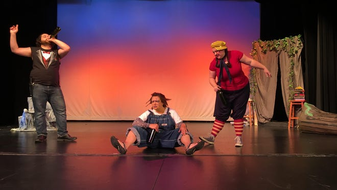 """One of the area's new theater groups, East Lansing Community Theatre, will open with """"The Tempest."""""""