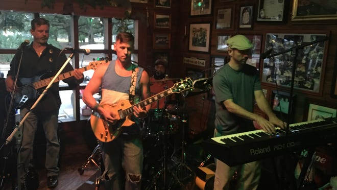 Beyond the Break will perform Wednesday at Hub Stacey's Downtown, 312 E. Government St.