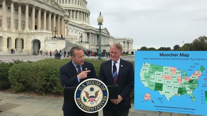 Rep. Josh Gottheimer, D-Bergen, and Rep. Leonard Lance, R-Hunterdon, have helped author a bipartisan tax plan they say is far superior to GOP tax reform bills now under consideration and will avoid inflicting suffering on high-tax states like New Jersey.