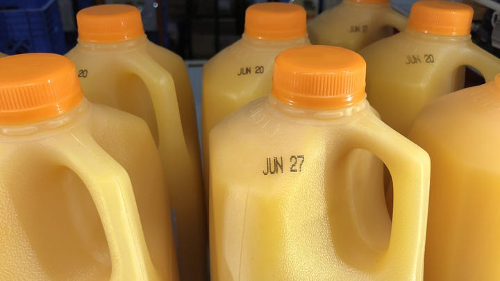 Grocery shopping: Does 'in date' and 'out of date' really matter?