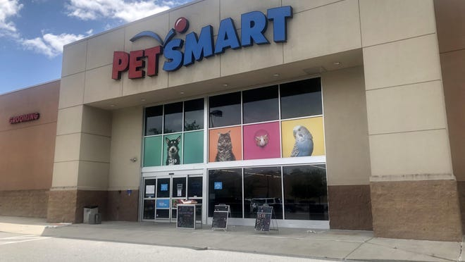PetSmart at University Commons in Burlington.