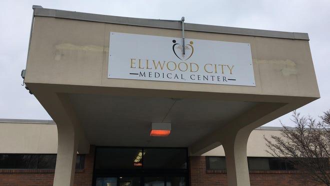 Ellwood City Ledger