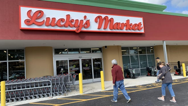 The struggling Colorado-based chain Lucky's Market closed its store at 101 E. Granada Blvd. in Ormond Beach along with most of its locations in February. Publix Super Markets on Monday announced it will open a traditional Publix grocery in the 28,000-square-foot space in the third quarter of 2021.