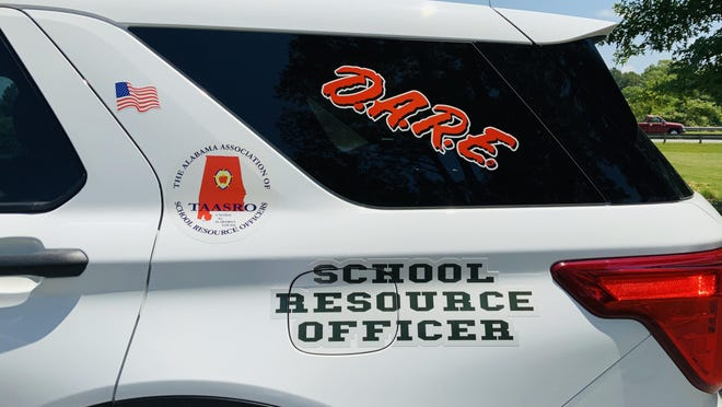 The Etowah County Sheriff's Office purchased new vehicles for school resource officers who serve the county's schools.