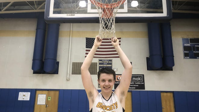 Boca Raton junior Bob Stewart is averaging 16.1 points per game and nearly nine rebounds per game.