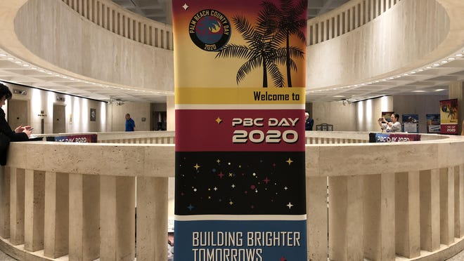 Palm Beach County Day 2020 was held on Jan. 15 at the state capitol.