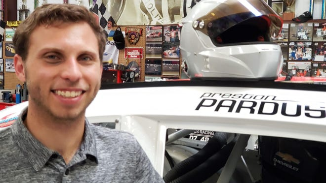 Preston Pardus, who calls New Smyrna Beach home, will be making his third career NASCAR Xfinity Series start at Indianapolis Motor Speedway on Saturday.