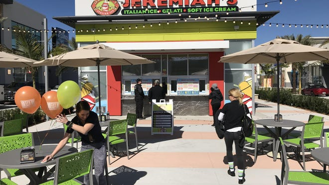 Jeremiah's Italian Ice will open a location off Nova Road in Ormond Beach this fall, serving gelatis, 40 flavors of Italian ice and soft serve ice cream.