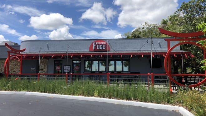 Fugu Sushi, located at 26 N. Beach St., Ormond Beach, opened May 31, 2020.