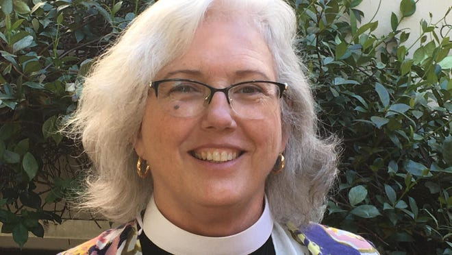Rev. Cori Olson was recently installed as the next rector of St. Andrew's Episcopal Church in Lake Worth Beach.