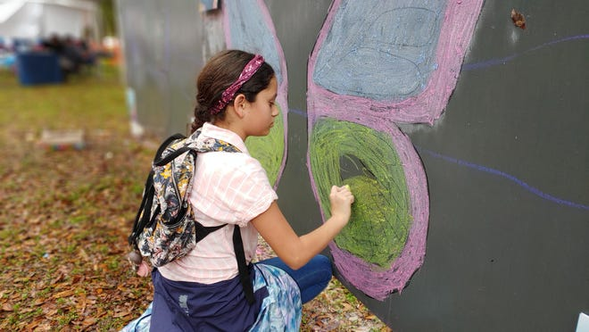 The 36th edition of the ArtiGras Fine Arts Festival will be held Feb. 13-14, 2021, in Jupiter. The event features a juried art exhibition, interactive exhibits, children's activities, live music and demonstrations.