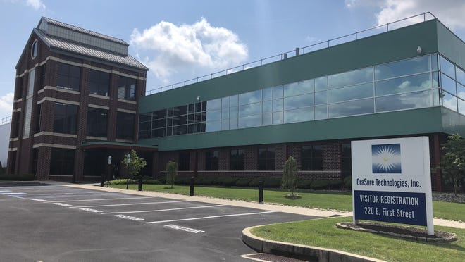 OraSure Technologies in Bethlehem will gain 177 full-time jobs as it expands operations to produce COVID-19 tests.