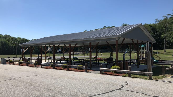 A Black Lives Matter rally hosted by Andover Township residents Ryan Mullin and Marina Regolizio is set to take place at Hillside Park from noon to 3 p.m. Saturday.