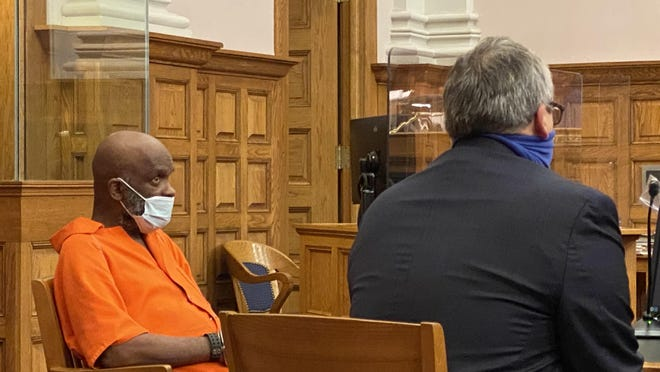 Charles T. Anthony was sentenced Monday to 20 years to life in prison for child rape and two counts of gross sexual imposition. A jury found Anthony guilty in Stark County Common Pleas Court last week. Judge Frank Forchione gave Anthony the maximum sentence.