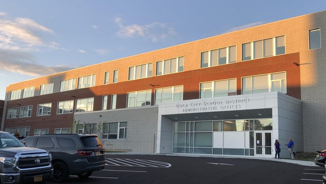 The Utica school board voted on Tuesday, Aug. 25, 2020 to delay the start of in-person instruction by at least four weeks and instead start the 2020-2021 school year on Sept. 8 with only remote learning.