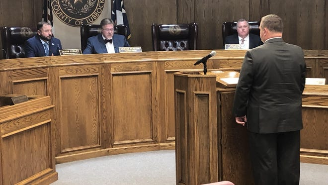 Dr. John Lang was appointed Lubbock County's Chief Medical Examiner in 2019.