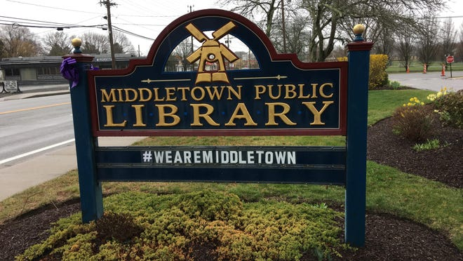 Middletown Library.