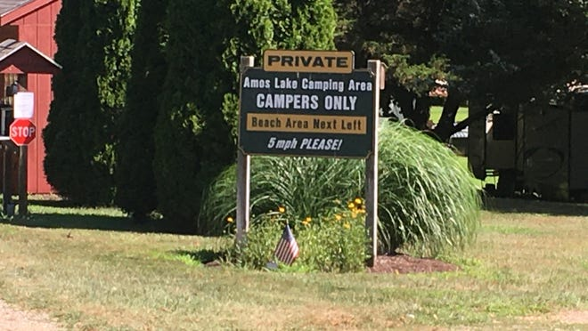 The Amos Lake Beach Club and Campground received a special exemption Tuesday night to create 20 more camp sites.