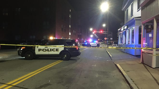 Tuesday night Norwich shooting left one man shot in the leg