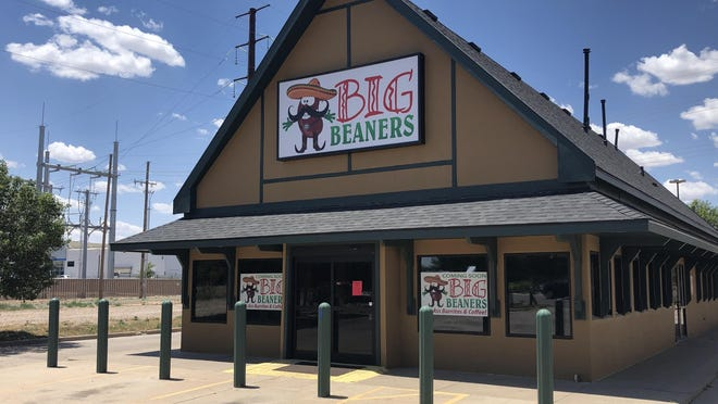 Jesse Quackenbush, the owner of Big Beaners restaurant, is responding after officials with the Amarillo branch of the National Association for the Advancement of Colored People (NAACP), as well as the Texas League of United Latin American Citizens (LULAC) expressed their concerns regarding the naming of his new business.