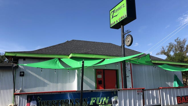 Zombiez Bar & Grill, located at 711 SW 10th St., was able to reopen July 27 after getting its application for a Food and Beverage certificate approved by the Texas Alcoholic Beverage Commission.