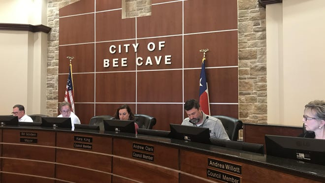Bee Cave voted to remove Council Member Goodwin from new term in special meeting June 17.