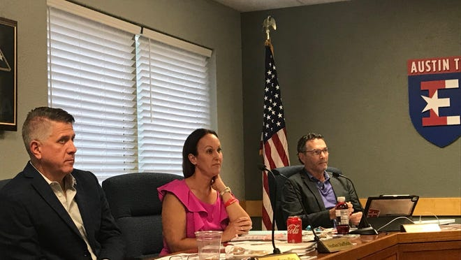 The Eanes school board will receive a report on preliminary data from the Fall Options application at the July 21 board meeting.