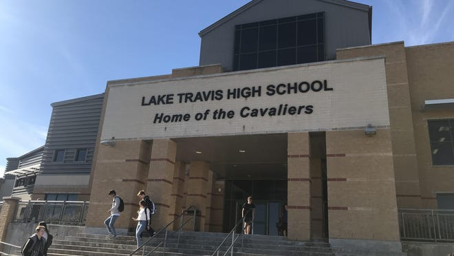 One person has tested positive for the coronavirus at Lake Travis High School.